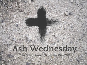 2016-02-04 Ash Wednesday