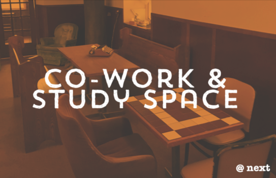 Co-Work and Study Space