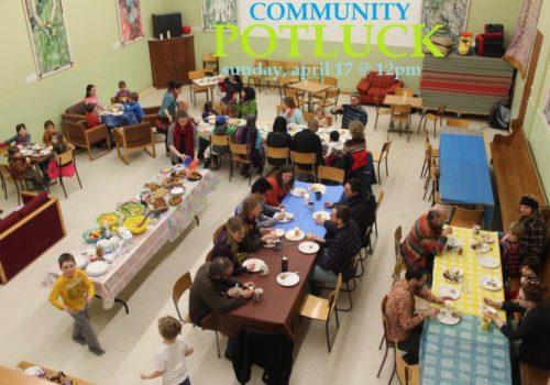 Community Potluck