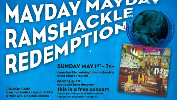 Ramshackle Redemption with Madyson Doseger