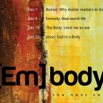 Poster for the [Em]body Teaching Series